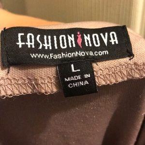 Fashion Nova Dresses - Stunning velvet  dress